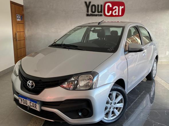 Foto ETIOS X Plus Sedan 1.5 Flex 16V 4p Aut.